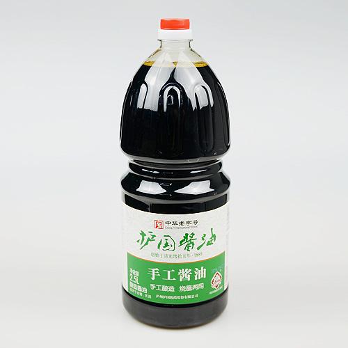 2.5L手工酱油