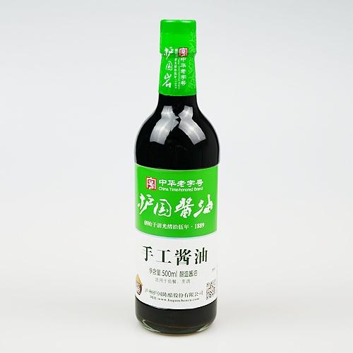 江苏手工酱油