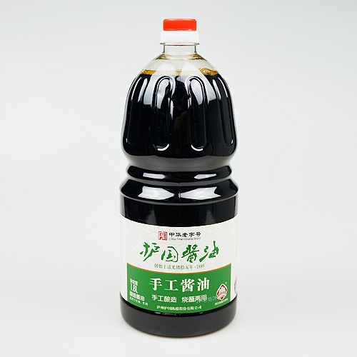 1.8L手工酱油