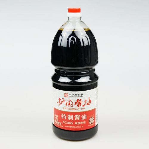 2.5L特制酱油