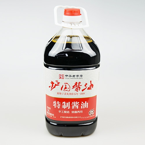 5L特制酱油